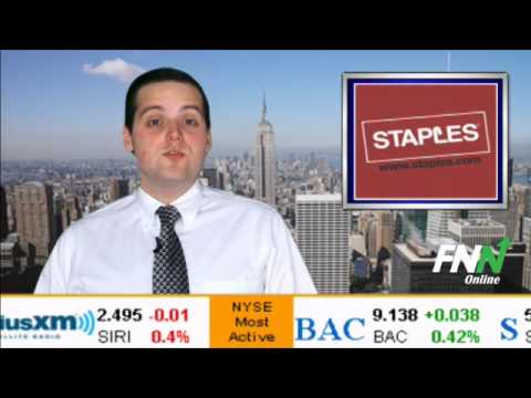 Staples Closing Stores in New Strategic Plan