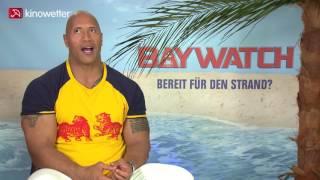 Baixar Interview Dwayne Johnson BAYWATCH