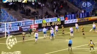 IFK Norrköping - BK Häcken 4-2, Moestafa El Kabir