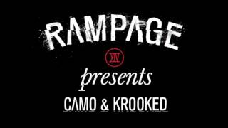 Announcing... Camo & Krooked for #RAMPAGE2016!