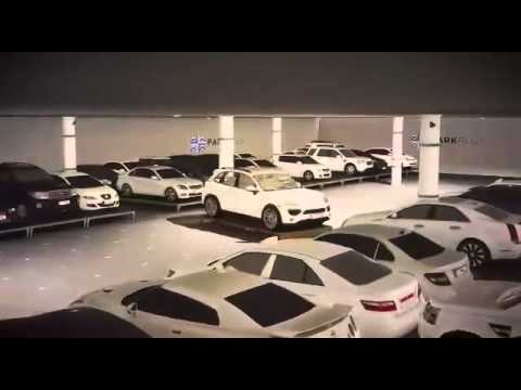 Car Parking in Abu Dhabi NEW AIRPORT