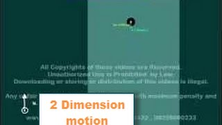 iit jee physics lecture on motion in 2 diemension