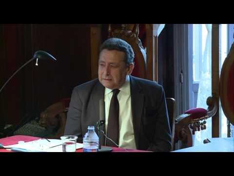 D. Alfonso Ussia - Los últimos Poetas Golfos y Bohemios - Real Maestranza de Caballería de Valencia