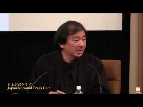 坂茂 建築家・プリツカー賞受賞者 2014.4.2