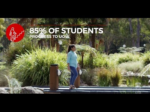 UOW College – Find Your Path – International students
