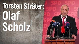 Torsten Sträter: Pressesprecher von Olaf Scholz