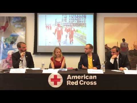 PANEL DISCUSSION: Humanitarian Aid and Healthcare in Syria