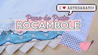 PANO DE PRATO estilo ROCAMBOLE