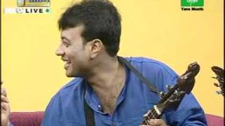 Dhonno dhonno boli tare - Lalan geeti by Sahajiya Folk Band Live on Tara Muzik Channel.mpg