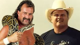 Jake the Snake calls Bill Watts a racist & piece of s&^@