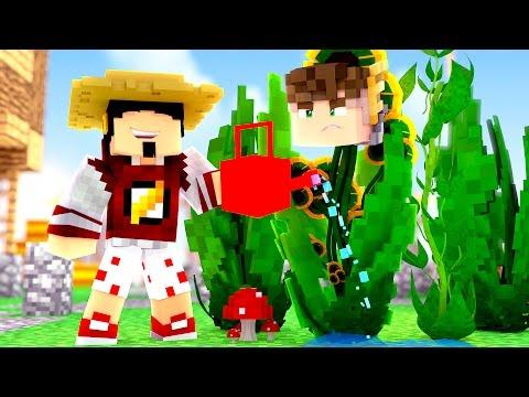 Minecraft: PLANTADO NA ILHA - EGG SKY WARS ‹ AMENIC ›