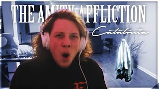 Metal Vocalist Reacts to 'CATATONIA' - The Amity Affliction