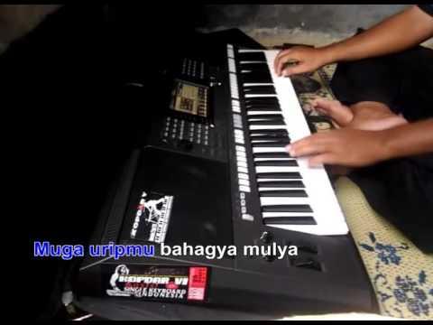 Tangise Sarangan Karaoke Yamaha PSR