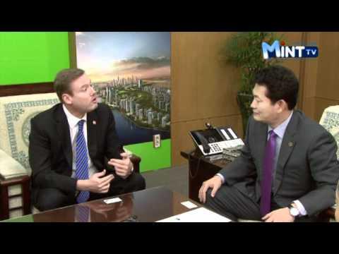 2011.01.06 Korea Incheon city hall english broadcasting news