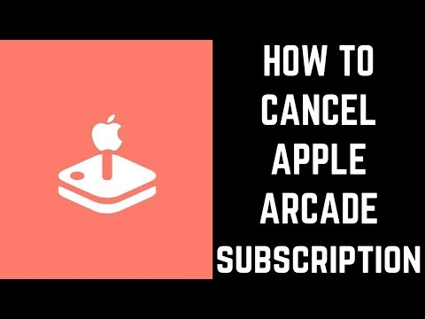 How to Cancel Apple Arcade Subscription on iPhone or iPad