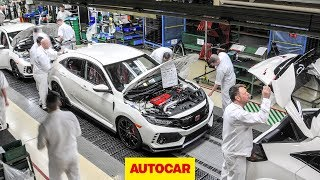 Promoted: New Honda Civic Type R | Inside Britain's secret hot hatch factory