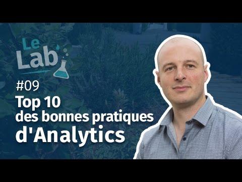 Le Lab' #9 - Top 10 des bonnes pratiques Analytics