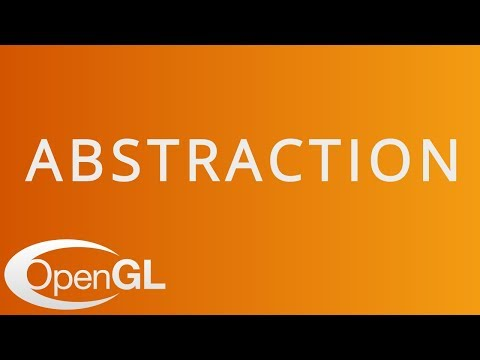 Abstracting OpenGL into Classes