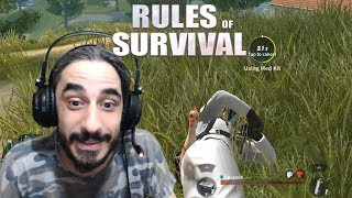 GAZA GELDİM :) -  RULES OF SURVIVAL