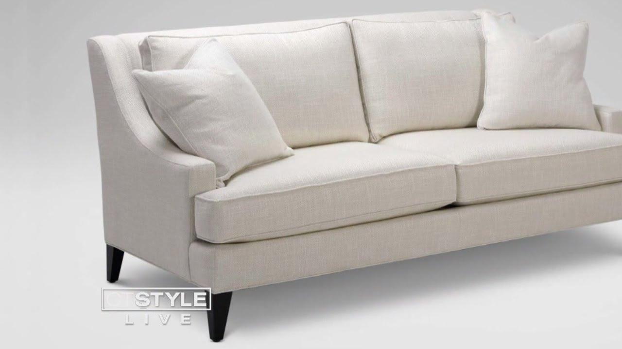 Ethan Allen Design Tip: Your Sofau0027s Arm