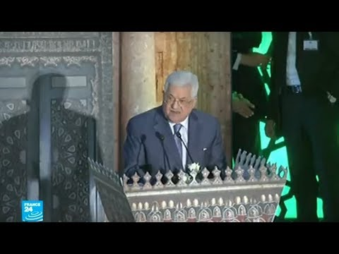 الرئيس الفلسطيني يشن هجوما لاذعا على ترامب  - نشر قبل 1 ساعة