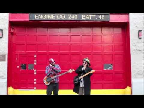Fire Truck - Rolie Polie Guacamole - (written by Ivan Ulz)