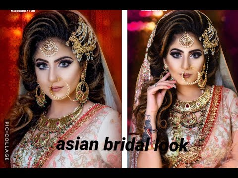 Asian Bridal Makeup New Look 2018