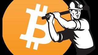 Как получаются Bitcoin? Что такое  фермы или шахты? Взгляд изнутри!