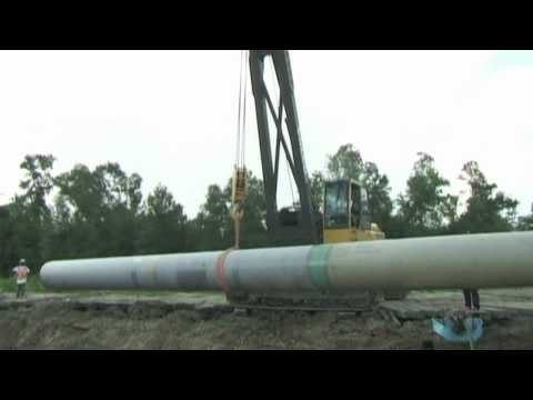 Volvo PL4608, PL4611 Pipelayers in Action