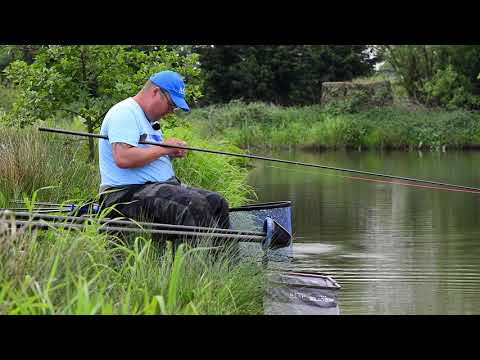 MAP Knock-Out Series Round 4 - Jamie Hughes Vs Andy Geldart - Match Fishing