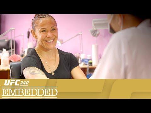 UFC 240 Embedded: Vlog Series - Episode 2