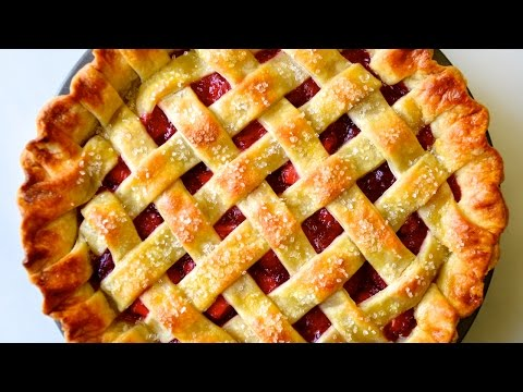Easy Homemade Pie Crust Recipe