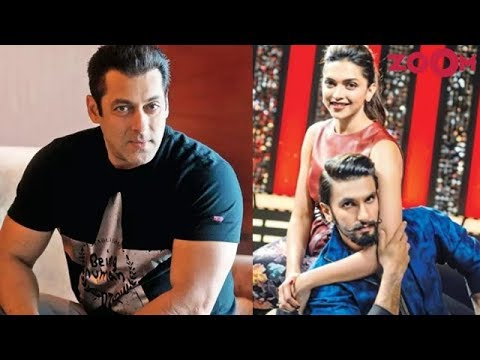 Salman Khan shares a picture from the sets of 'Bharat'  DeepVeer Ki Shaadi & more  Bollywood