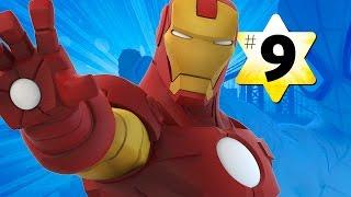 Прохождение Disney Infinity 2.0 Человек паук #9 Железный человек