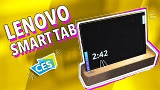 NOVO TABLET DA LENOVO TAMBÉM VIRA SMART DISPLAY!