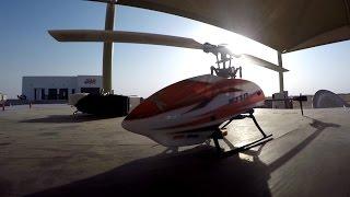 xk k110 3d helicopter keeps flying crashes after crashes