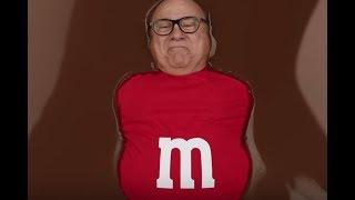 M&M's Super Bowl Commercial 2018 Teaser Danny DeVito