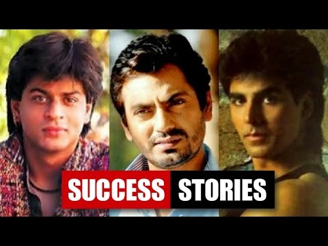 Thumbnail: 10 Inspiring Struggle Stories of Bollywood Actors [Hindi]