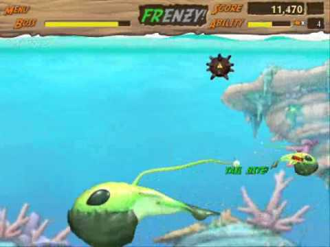 Feeding Frenzy 2 Boss