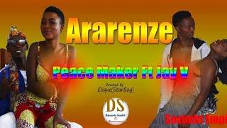 KWANGWARU Cover Ararenze Peace Maker ft Jay V Official Video 2019