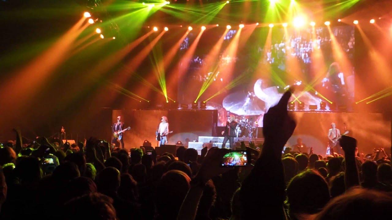 Def Leppard - Hysteria - live in Ostrava, Czech republic - 22.5.2015