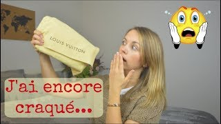 Unboxing Louis Vuitton d'occasion | Manon Amelie