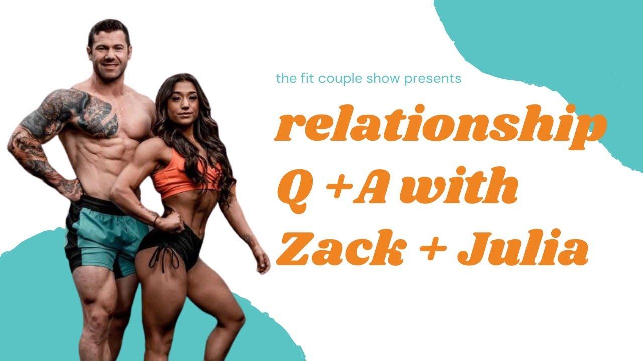 RELATIONSHIP Q&A WITH MY BOYFRIEND ZACK