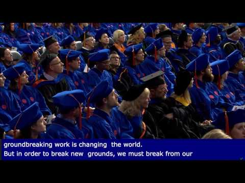 Dr. Ibram Kendi Commencement Speech