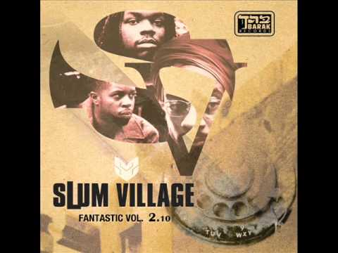 Slum Village - Untitled/Fantastic (Instrumental)