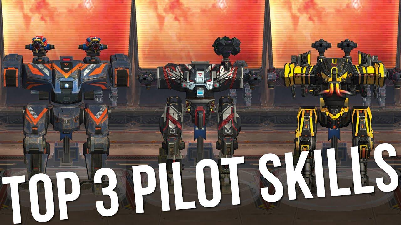 Download War Robots - Top 3 Pilot Skills For Ares, Hades, Nemesis