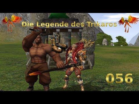 Metin2 DE Praios Die Legende Des Trikaros[056]: Mal Versuchen Ledis Zu Uppen!