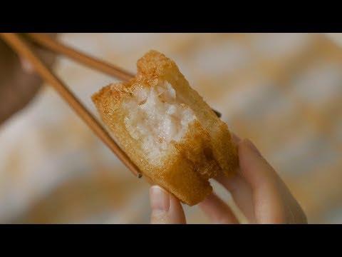 이연복 셰프님 레시피로 만든 멘보샤 : Shrimp Toast | Honeykki 꿀키
