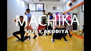 Machika Dance Choreography By Vijay Akodiya | J. Balvin, Jeon, Anitta - Machika |
