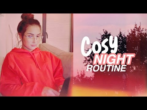 Ma VRAIE Night Routine d'Automne 🍁